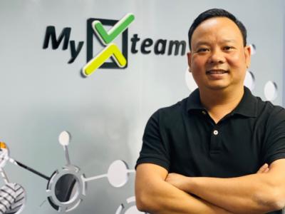 CEO Ninh Gia Hạnh myXteam