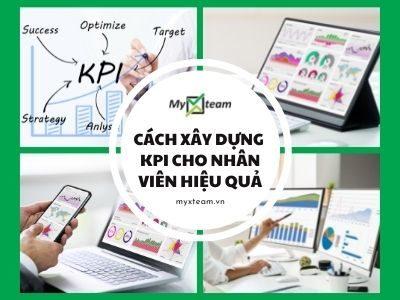 Hướng dẫn cách xây dựng KPI cho nhân viên hiệu quả nhất hiện nay