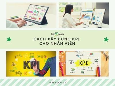 Cách xây dựng KPI cho nhân viên